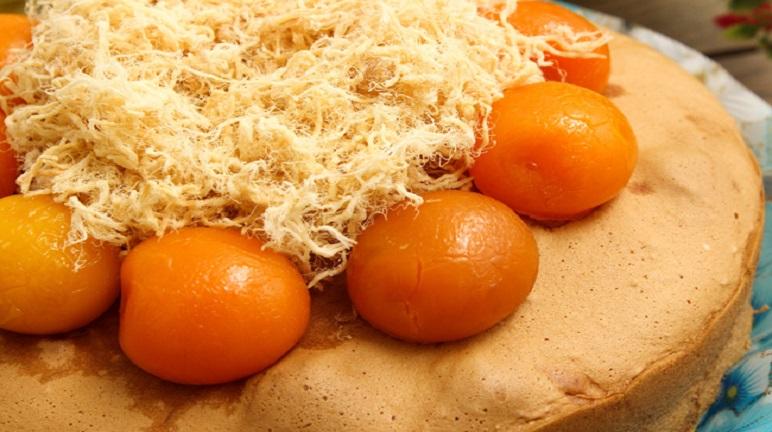 Cách làm bánh bông lan trứng muối dễ mà ngon
