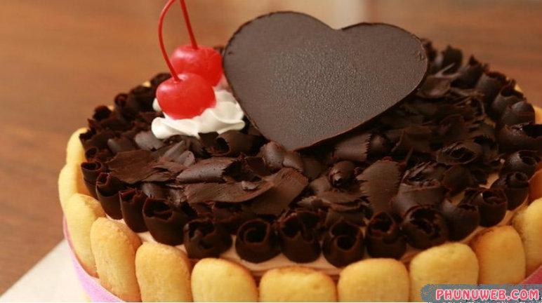 Theo dõi cách làm bánh kem Chocolate tuyệt vời