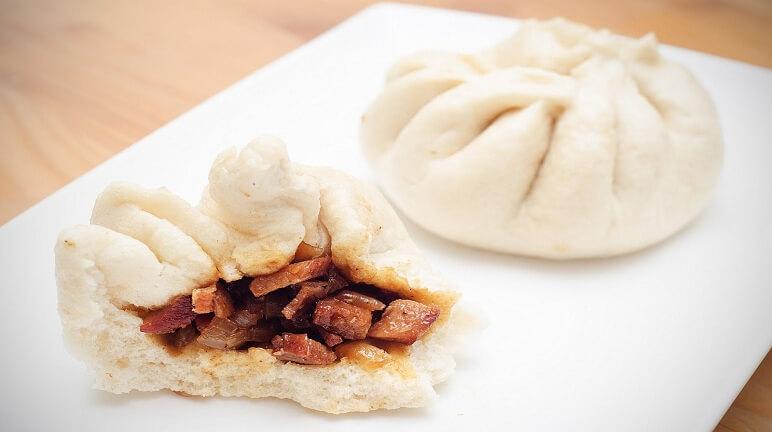 Cách làm bánh bao xá xíu thơm nức mũi với hương vị đậm đà