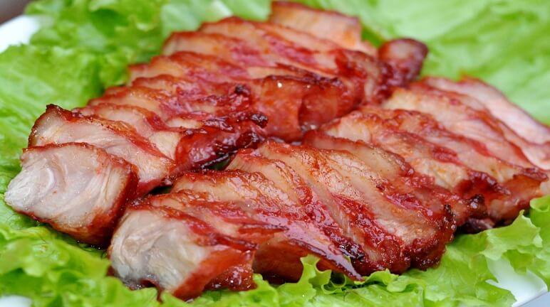 Cách ướp thịt xá xíu ngon tuyệt hảo