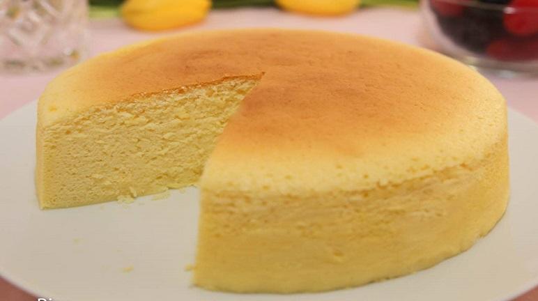 Cách làm bánh bông lan bơ sữa dễ dàng nhất