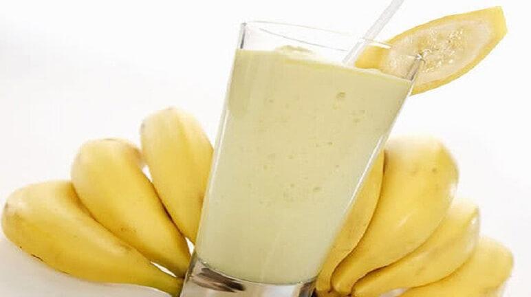 Cách làm sinh tố chuối thơm ngon bổ dưỡng