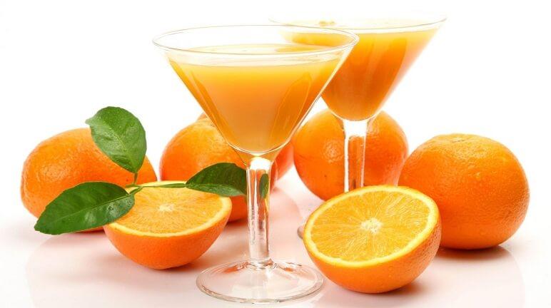 Cách làm sinh tố cam mát lạnh cho những ngày hè