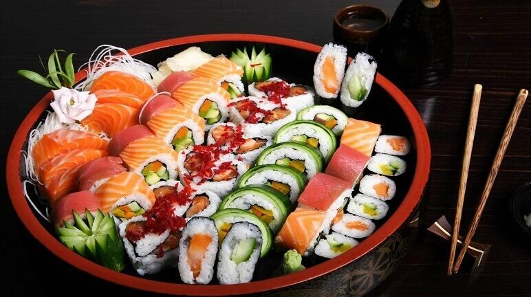 Cách dùng giấm Nhật làm sushi vô cùng thơm ngon