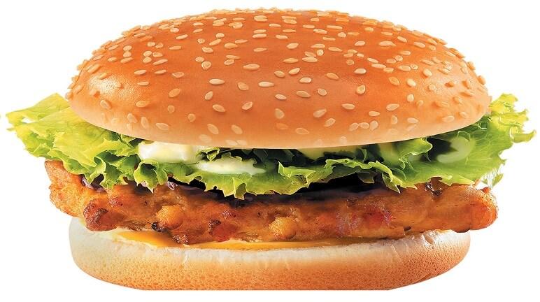 Bữa sáng đầy năng lượngcùng cách làmbánh hamburger tôm dinh dưỡng