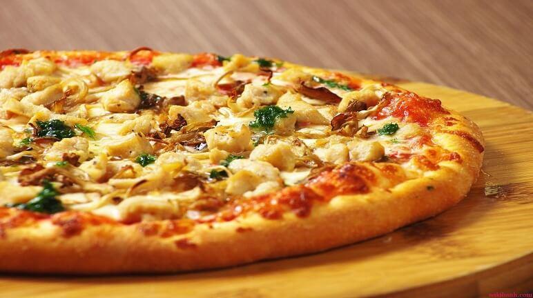 Cách làm pizza bò nướng tại nhà ngon như tại cửa hàng