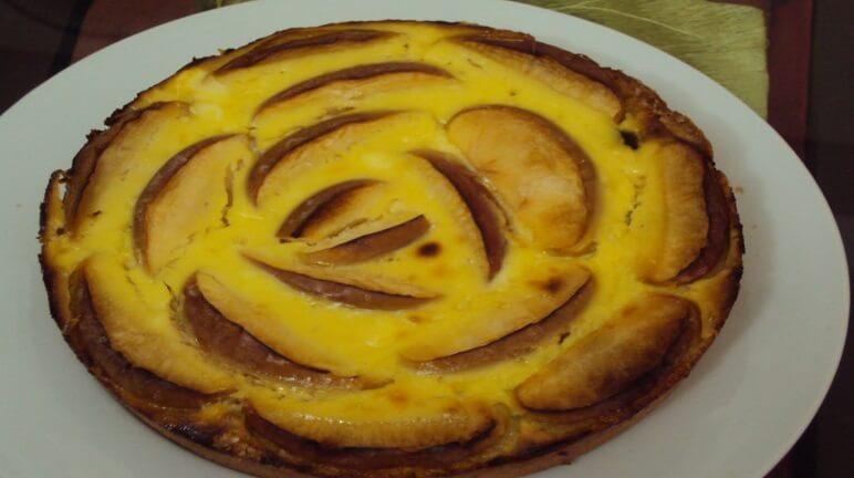 Cách làm bánh táo sữa chua thơm ngon lạ miệng