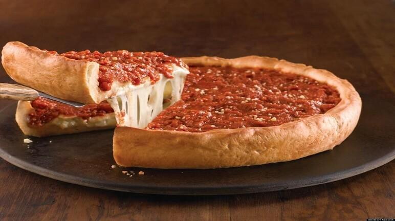 Cách làm pizza Chicago tại nhà ngon đúng chuẩn