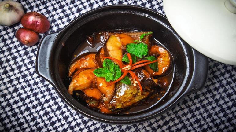 Cách làm cá chuối kho tương hấp dẫn thơm lừng