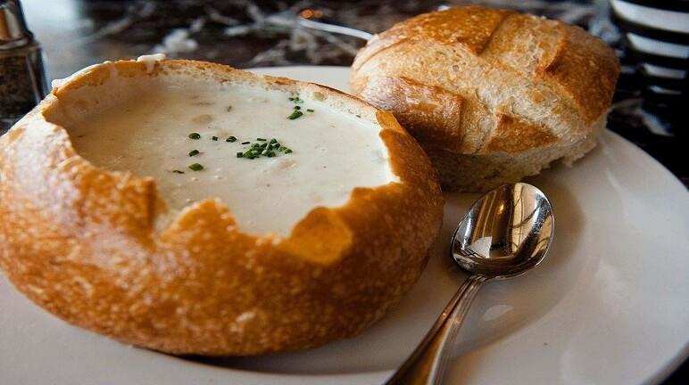 Soup kem nấmngon lạ – Khai vị bổ dưỡng cho mọi nhà