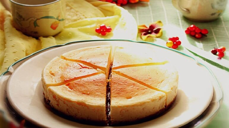 Cách làm bánh phô mai sữa chua béo ngon hấp dẫn