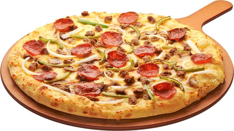 Cách làm pizza bò xúc xích ngon như ngoài tiệm