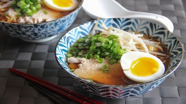 Mỳ Ramen Nhật Bản- Thơm ngon dễ làm