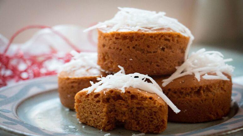 Cách làm bánh bông lan caramel ngon không cưỡng nổi