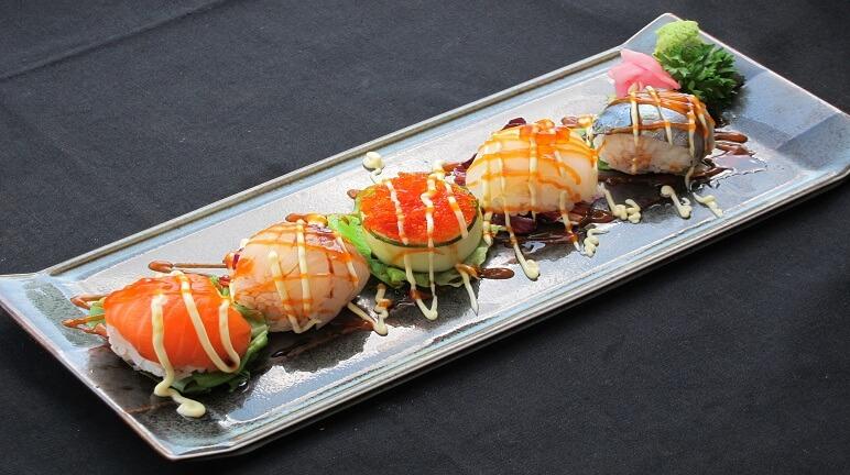 Sushi viên temari- Tươi ngon tinh tế sức hấp dẫn không thể chối từ