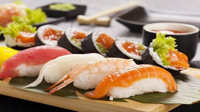Cách làm sushi cá thu Nhật ngon như nhà hàng