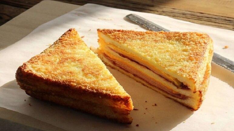 Thử ngay cách làm bánh mì sandwich siêu hay ho