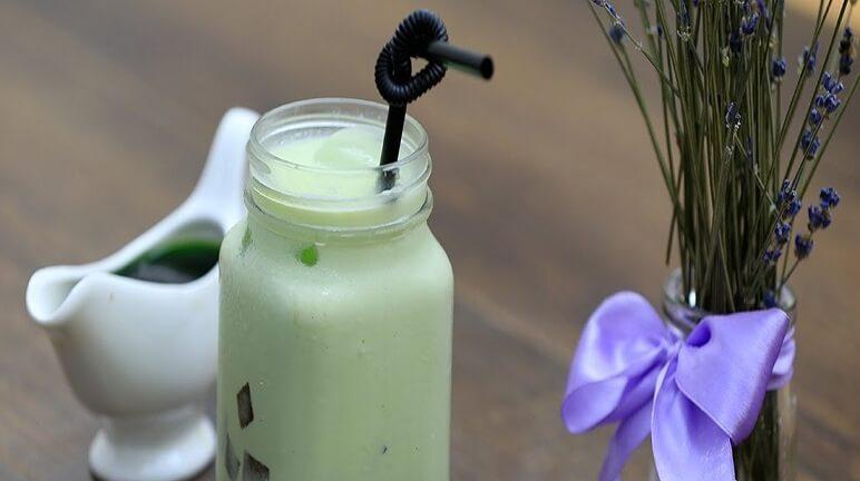 Học cách làm trà sữa thái xanh thơm mát giải khát mùa hè