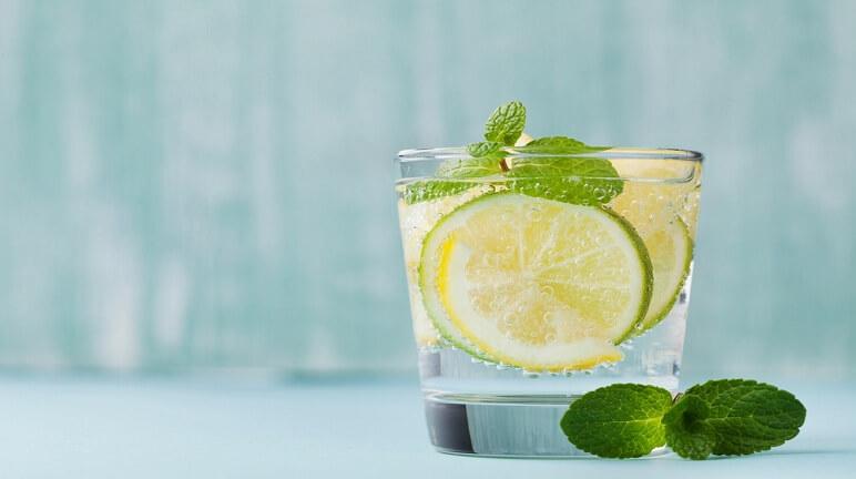 Soda bạc hà thơm ngon giải nhiệt cho mùa hè sôi động