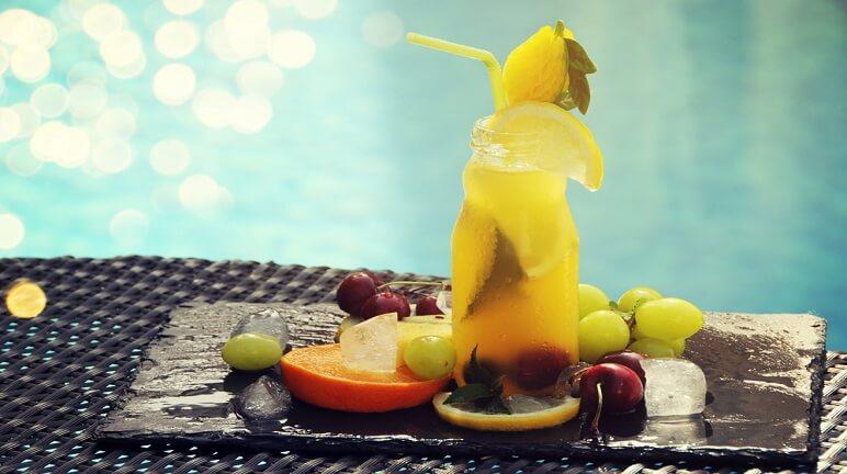 Thơm ngon và bổ dưỡng với cách làm cocktail trái cây