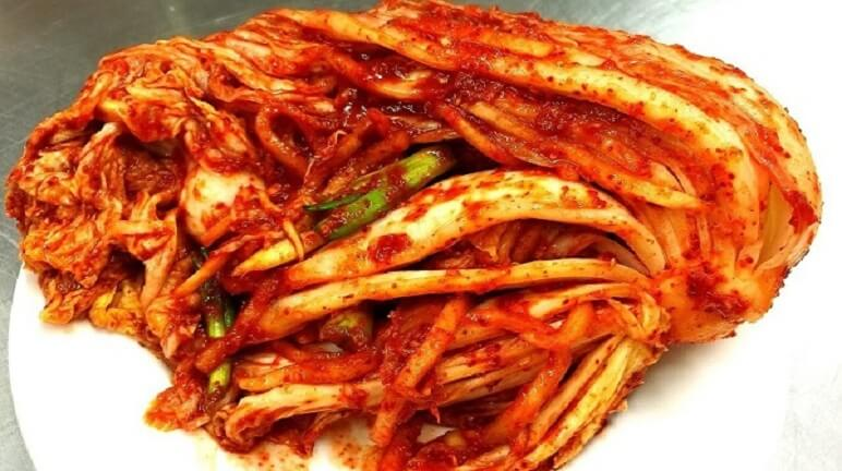 Cách làm kim chi cải thảo cà rốt thuần Việt giòn ngon 1