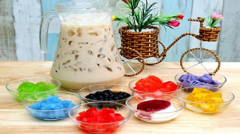 Thơm ngon đặc biết với cách làm lẩu trà sữa tại nhà