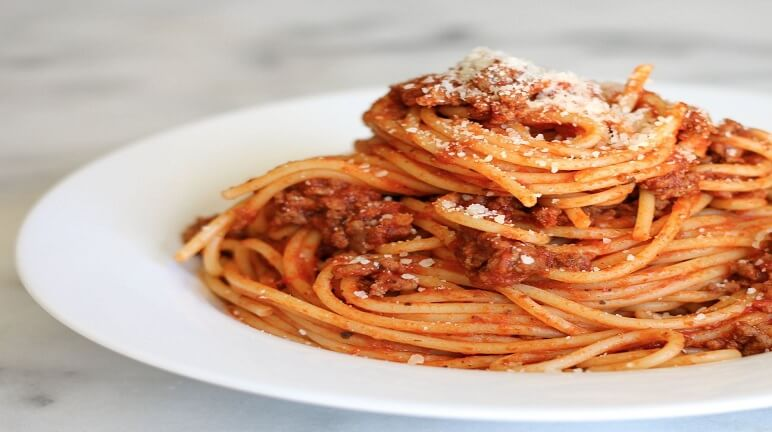 Cách làm mì Ý spaghetti thơm ngon chuẩn vị phong cách của Ý