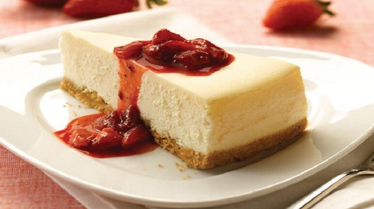 Cách làm cheesecake ngon và đơn giản nhất tại nhà