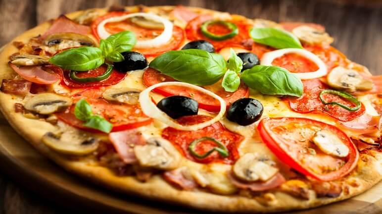 Thưởng thức món ngon tuyệt vời với cách làm bánh pizza