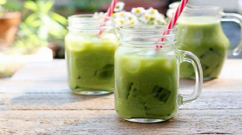Uống ngon không ngừng với cách làm trà sữa thái trà xanh tại nhà