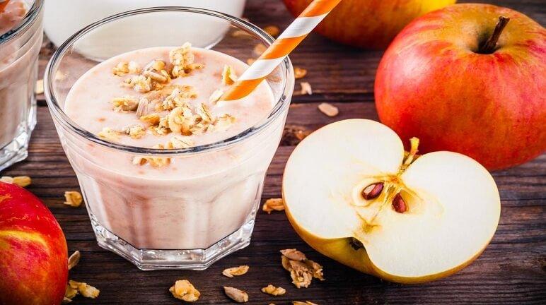 Cách làm sinh tố táo tươi mát và hấp dẫn