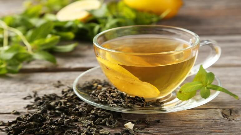 Cách pha trà xanh mật ong giúp tăng cường sức khỏe và giải nhiệt