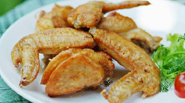 Hướng dẫn làm cánh gà rán mật ong giòn và đậm đà hương vị