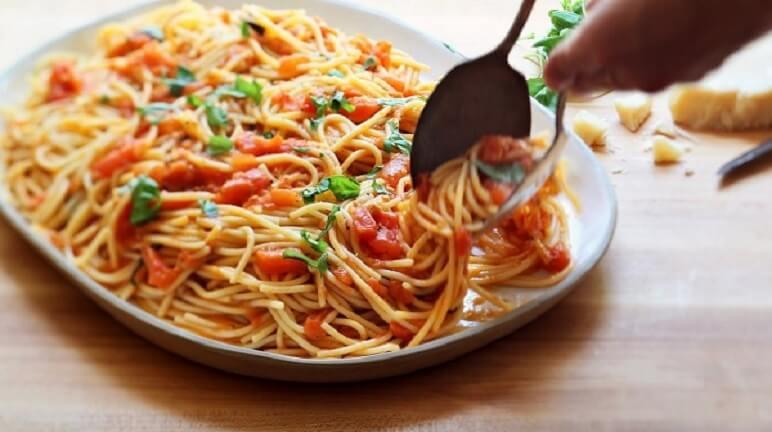 Ngon như ngoài tiệm với cách làm mì spaghetti ngon ngay tại nhà
