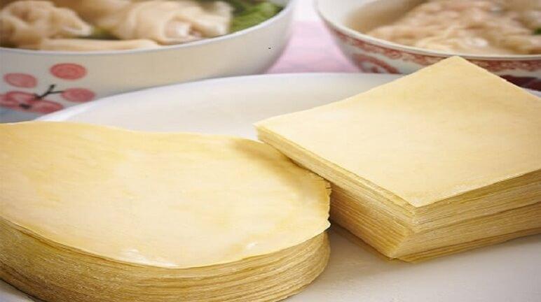 Tự tay thực hiện cách làm vỏ bánh sủi cảo mềm ngon ngay tại nhà