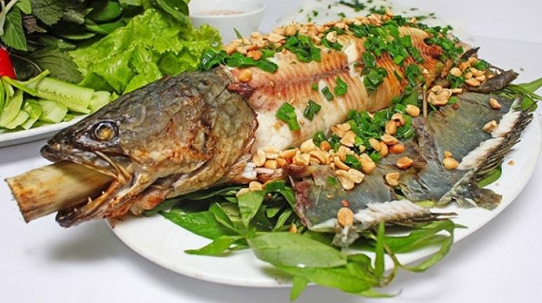 Đổi vị cho cả nhà ngày đầu năm với món cá nướng mỡ hành thơm ngon khó cưỡng