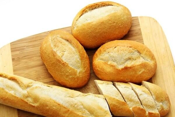 ếch xào lăn chấm bánh mì | Món Miền Trung