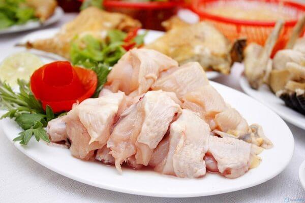 Cách nấu canh gà